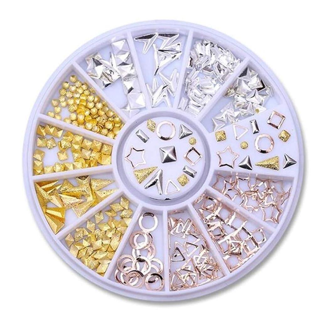 人差し指補う蒸発ネイルラインストーンの小さな不規則なビーズマニキュア3Dネイルアートの装飾の輪,29