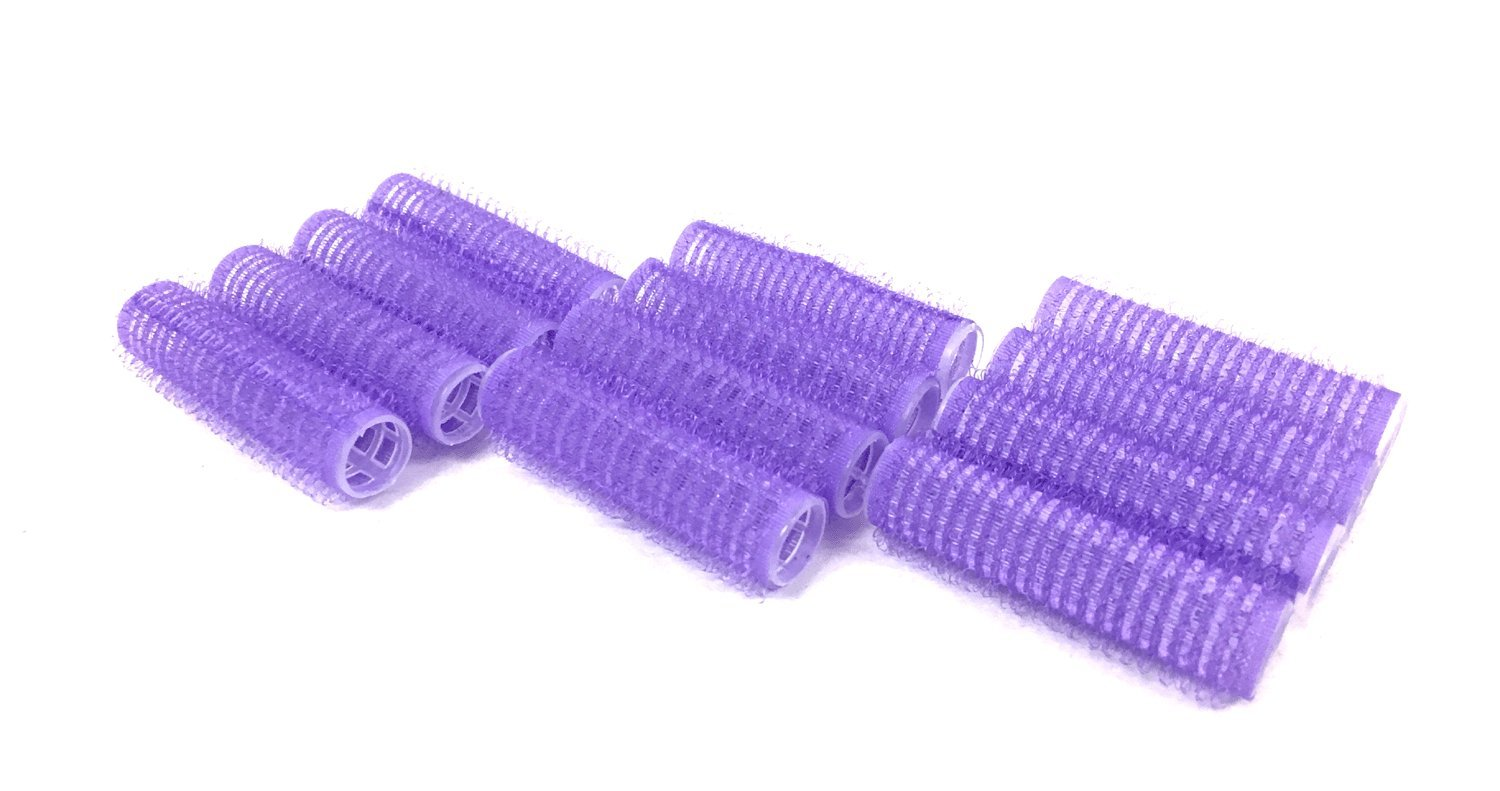 Max 67% OFF Self Hair Grip Curlers Rollers Hairdressing Pro Salon Mini 5 ☆ very popular