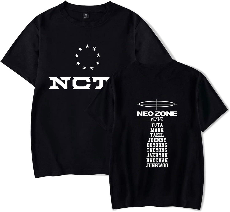 CHAIRAY Kpop NCT 127 Album Neo T Mark Haechan Ranking TOP17 Rare Zone Shirt Jaehyun