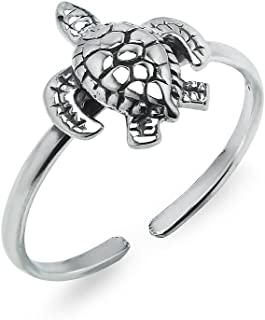 Best sea turtle toe ring Reviews