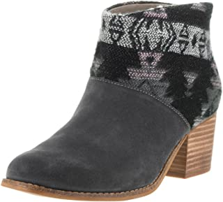 Shoes Women's Leila Grey Suede Boots