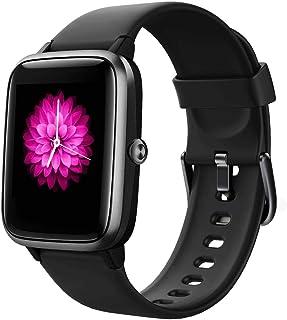 comprar comparacion Reloj Inteligente Mujer,Smartwatch Hombre Impermeable IP68 Pulsera Actividad 1.3 Pulgada con Monitor de Ritmo cardíaco, Po...
