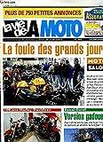 LA VIE DE LA MOTO N° 349 - L'éclairage, Pierre Landereau raconte,...