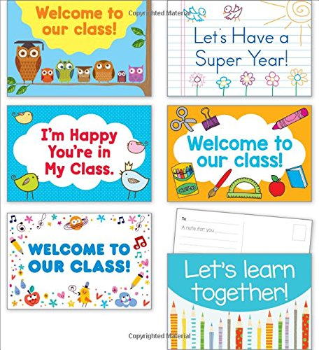 Back-to-School Postcards (1)