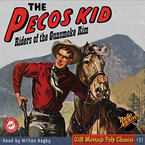 The Pecos Kid Western #1, July 1950 cover art
