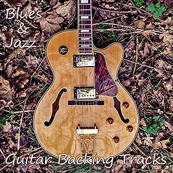 Blues and Jazz Guitar Backing Tracks
