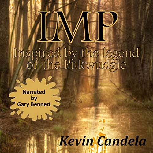 Imp audiobook cover art