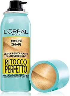 L'Oréal Paris - Magic Retouch Espray para retocar al instante las raíces 9 Biondo Chiaro Dorato
