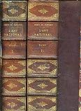 L'ART NATIONAL, ETUDE SUR L'HISTOIRE DE L'ART EN FRANCE EN 2 TOMES (1+2).