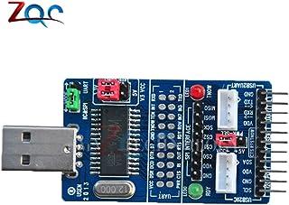 Ballylelly pour CJMCU-2232 FT2232 HL USB vers UART FIFO SPI I2C Module RS232 JTAG FT2232HL N9P6