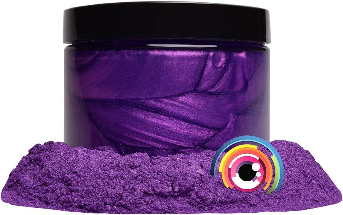 "Eye Candy Mica Fresno Mall Powder Pigment Mu 50g ""Surien Purple"" Today's only"