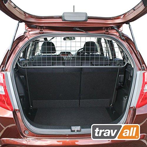 Travall Guard Hundegitter Kompatibel Mit Volkswagen Polo Fließheck (2009-2017) TDG1290 - Maßgeschneidertes Trenngitter in Original Qualität