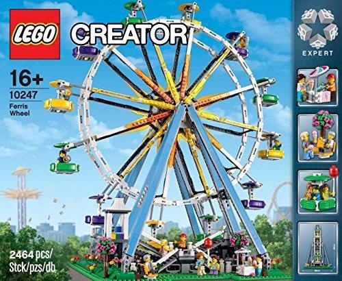 レゴ クリエイター 10247 Ferris Wheel 観覧車 [並行輸入品]