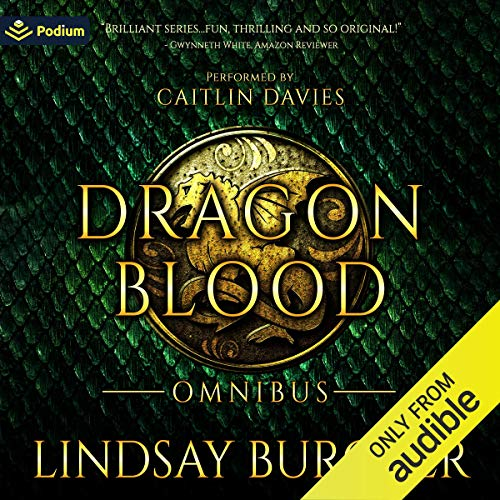 Dragon Blood - Omnibus  By  cover art