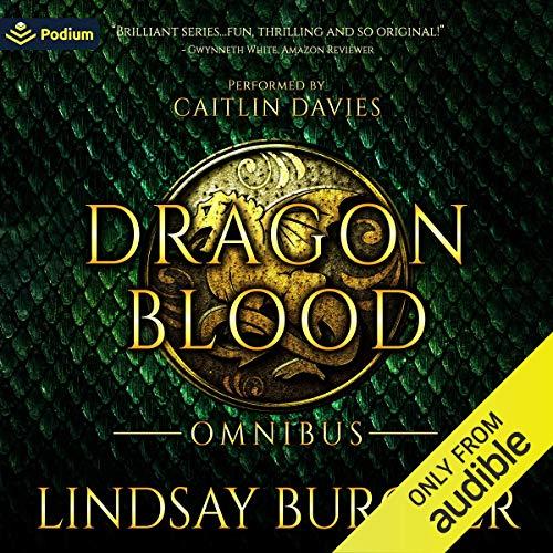 Dragon Blood - Omnibus Titelbild
