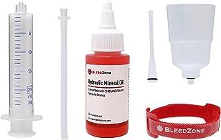 کیت RSS Sports Bleed برای ترمزهای شیمانو هیدرولیک MTB با 60 میلی لیتر روغن معدنی