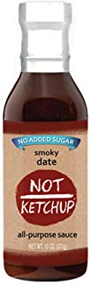Smoky Date Paleo BBQ Sauce (13 oz Bottle)