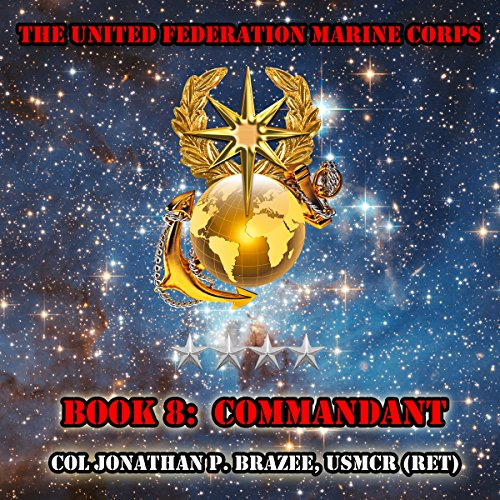Commandant cover art