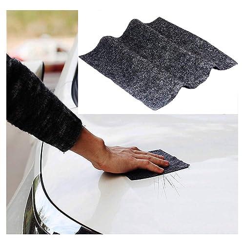 Dualshine XG Multipurpose Scratch Remover Cloth for Car-Using Nanotechnology-Fix Car Scratch Repair