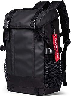 リュック メンズ 帆布 登山リュック 大容量 アウトドア カジュアル 旅行用 男女兼用 USBポート付き バックパック PC収納