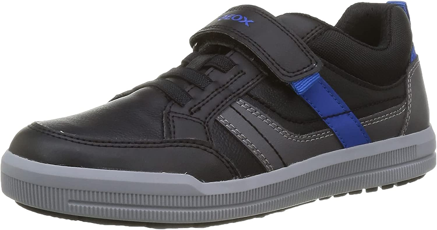 Geox Unisex-Child Low-top Trainers Sneaker