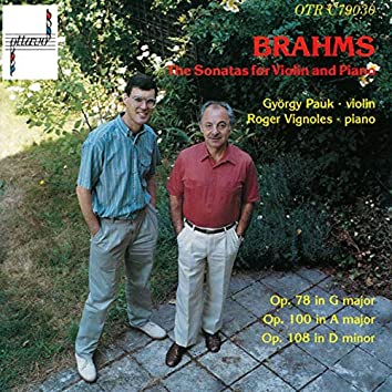 Brahms: The Sonatas for Violin and Piano