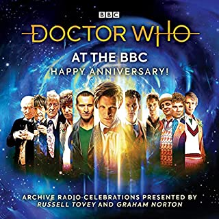 Doctor Who at the BBC Volume 9: Happy Anniversary     Doctor Who at the BBC              By:                                                                                                                                 BBC                           Length: 2 hrs and 30 mins     Not rated yet     Overall 0.0