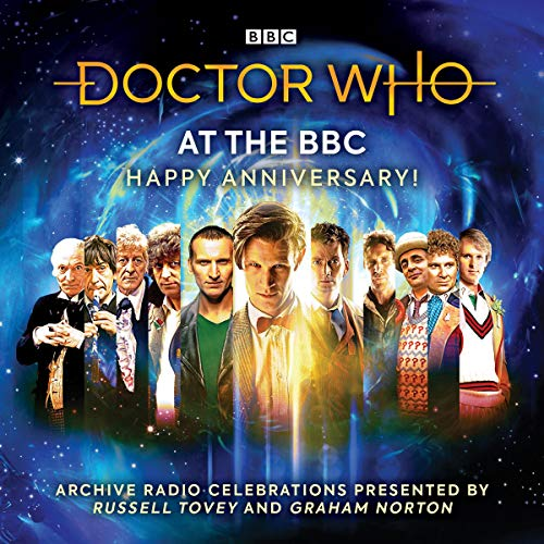 Doctor Who at the BBC Volume 9: Happy Anniversary cover art