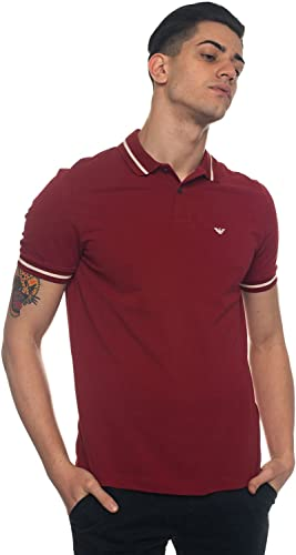 Emporio Arhommei Polo - Homme Rouge Rouge