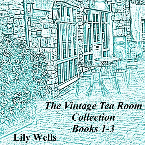 The Vintage Tea Room Collection: Books 1-3 Titelbild