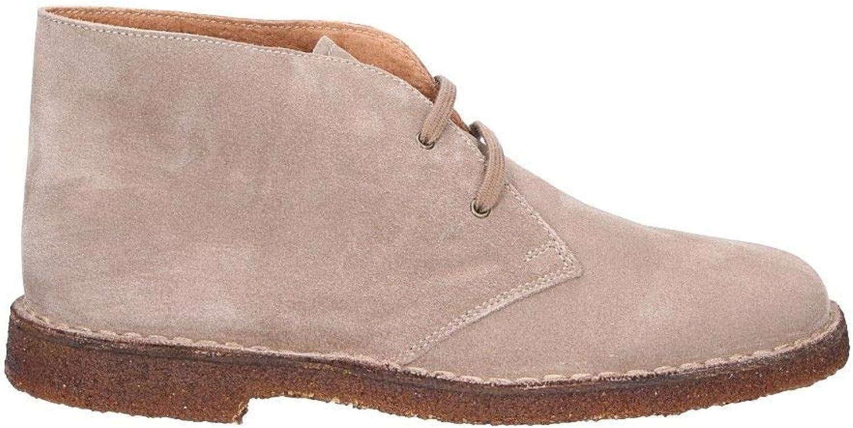 MOHAI Luxury Fashion Herren 1900TAUPE Beige Desert Stiefel   Jahreszeit Outlet