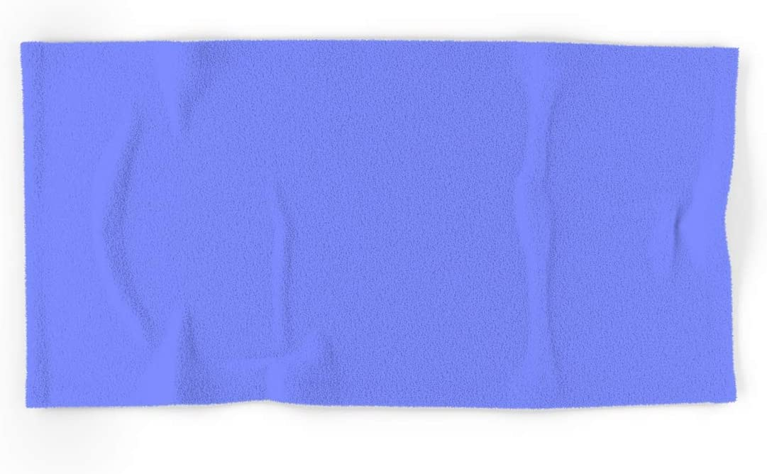 Society6 Periwinkle Blue by Simple Store Luxe Bath and on Hand Towels Daily bargain sale