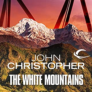 The White Mountains audiobook cover art