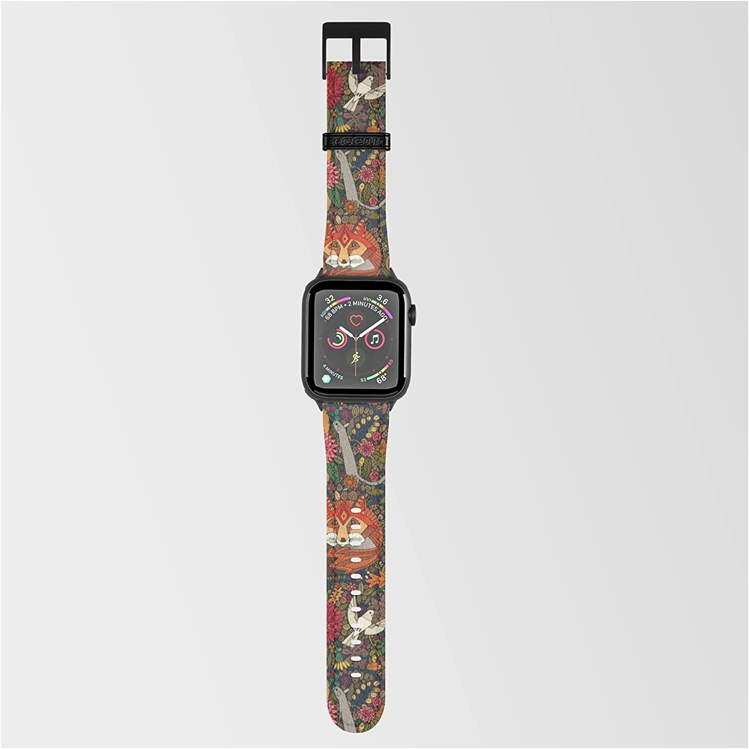 Fox Garden by Sharon Ranking TOP3 Turner on Smartwatch Band Brand new A with Compatible