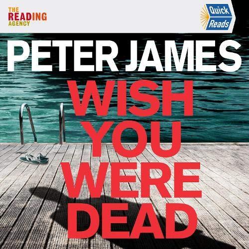 Wish You Were Dead cover art