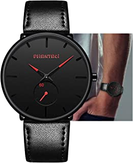 Best black and red mens watch Reviews