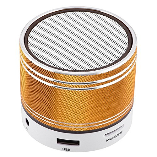 Portable Bluetooth Speaker Night Light Wireless Speaker Mini Stereo Speaker Handsfree Call Desktop Speaker with Microphone 3.5mm Aux Line TF Card Slot Compatible with Android iOS Smartphones Laptops