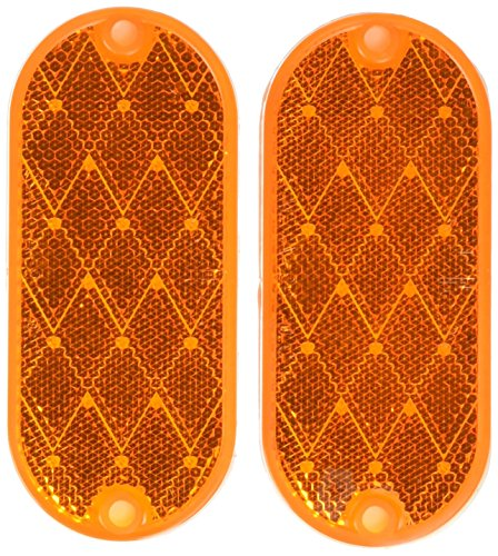 Peterson Manufacturing V480A Amber Reflector