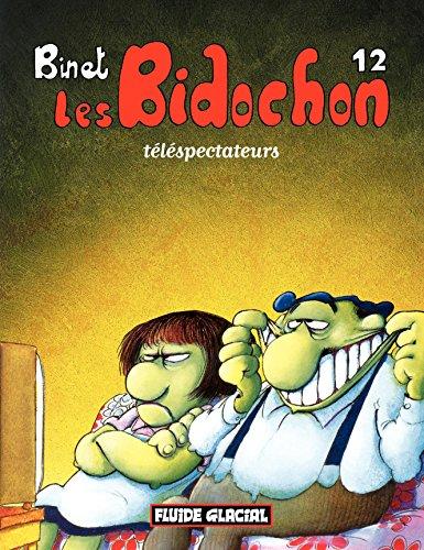 Les Bidochon (Tome 12) - Téléspectateurs (FG.FLUIDE GLAC.)