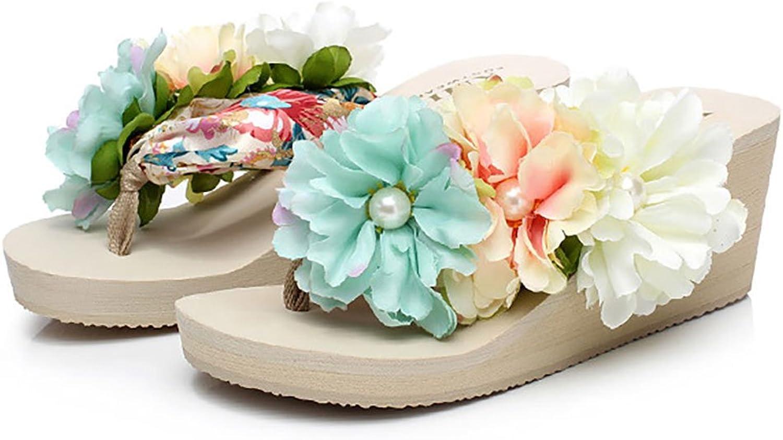 Women's Summer Fashion Bohemia Creative Elegant Flip Flops