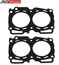 Vincos MLS Head Gasket Replacement For Subaru Forester Impreza Legacy Outback 2.5L EJ25 99-10