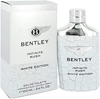Bentley Infinite Rush White Edition for Men Eau de Toilette 100ml