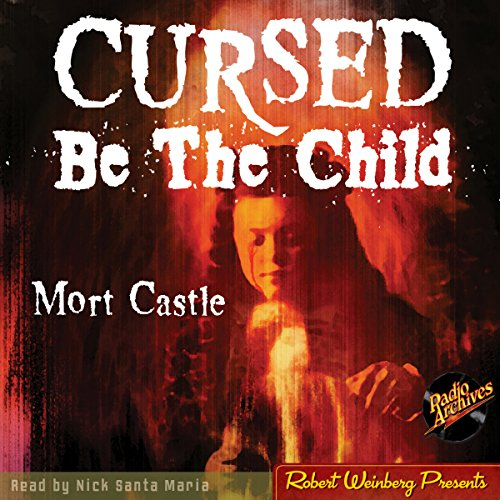 Cursed Be the Child audiobook cover art