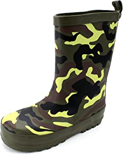 Camouflage Boys Rain Boots (Toddler/Little Kid)