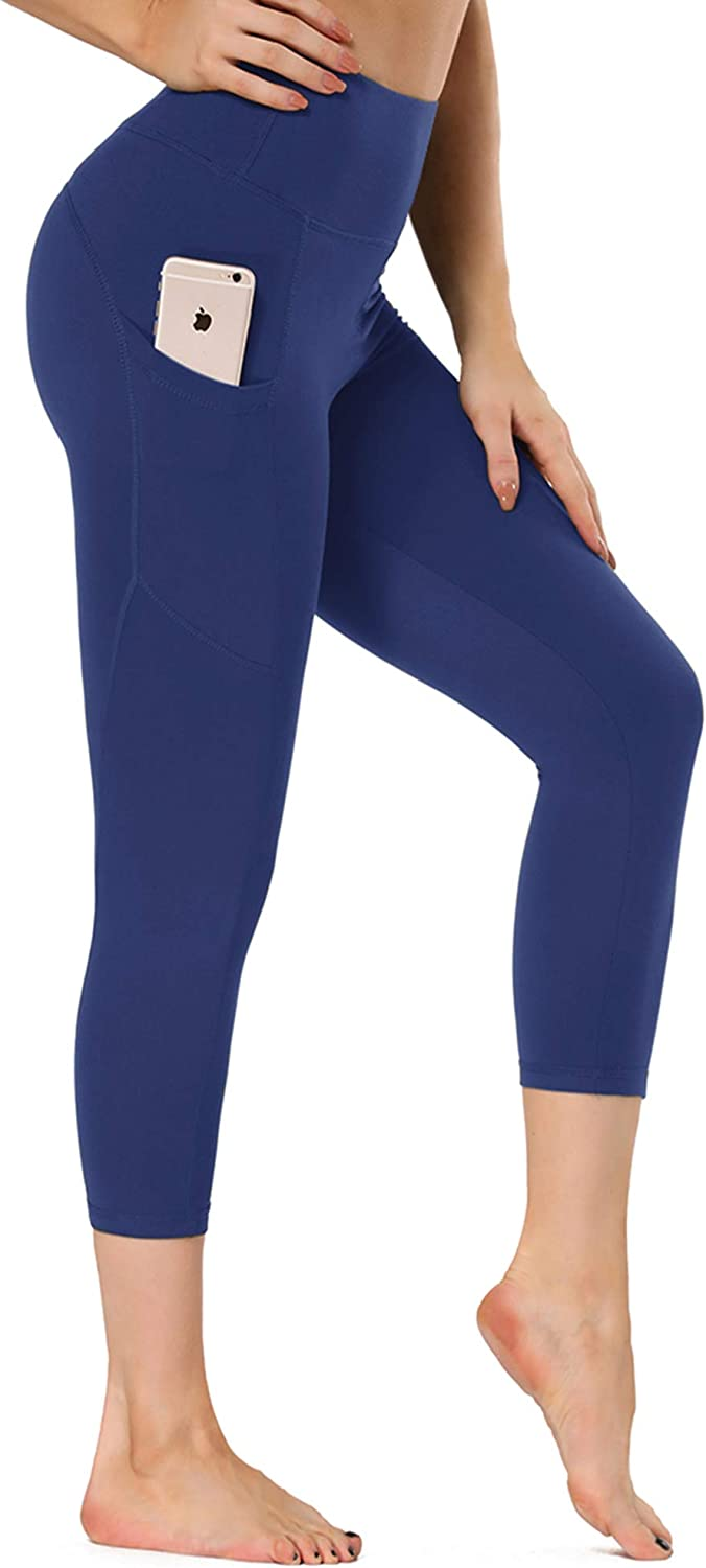 ZOOSIXX Yoga Pants for Women safety - Waisted 4 High Way Tummy New Free Shipping Control