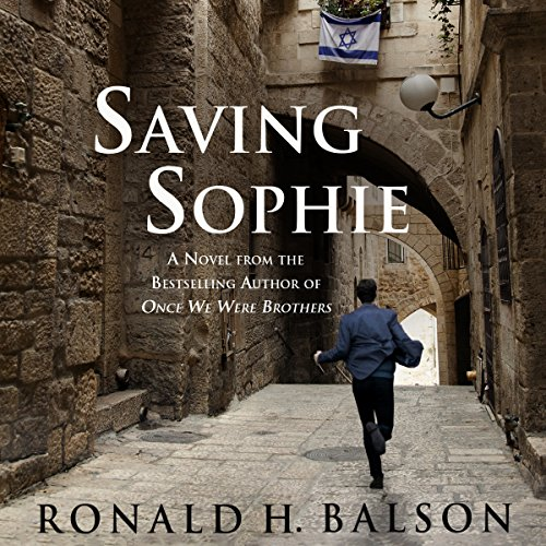 Saving Sophie audiobook cover art