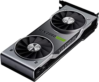 NVIDIA GeForce RTX 2080 Super Founders Edition Graphics Card