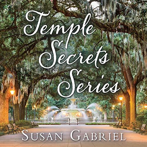 『Temple Secrets Series』のカバーアート