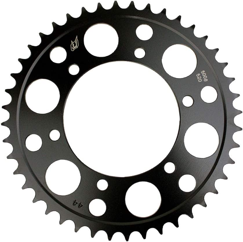 Driven Racing NEW Products 520 Steel Natural Sprocket 46T 40% OFF Cheap Sale Rear