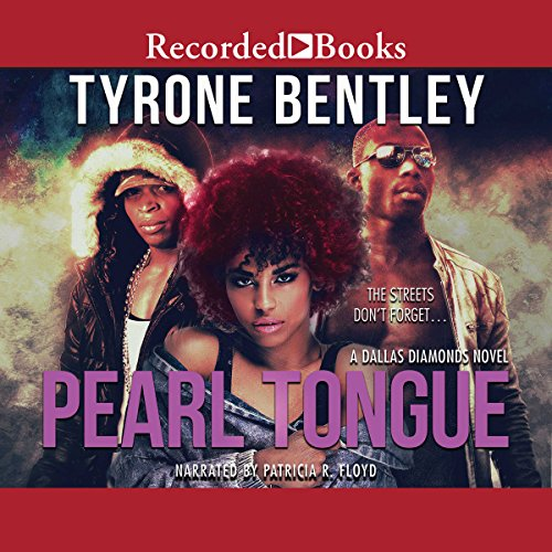 Pearl Tongue audiobook cover art